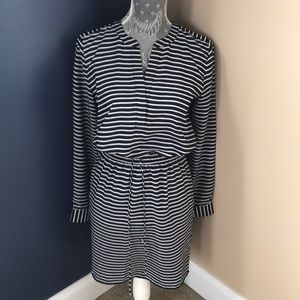 Dresses & Skirts - Ann Taylor striped dress
